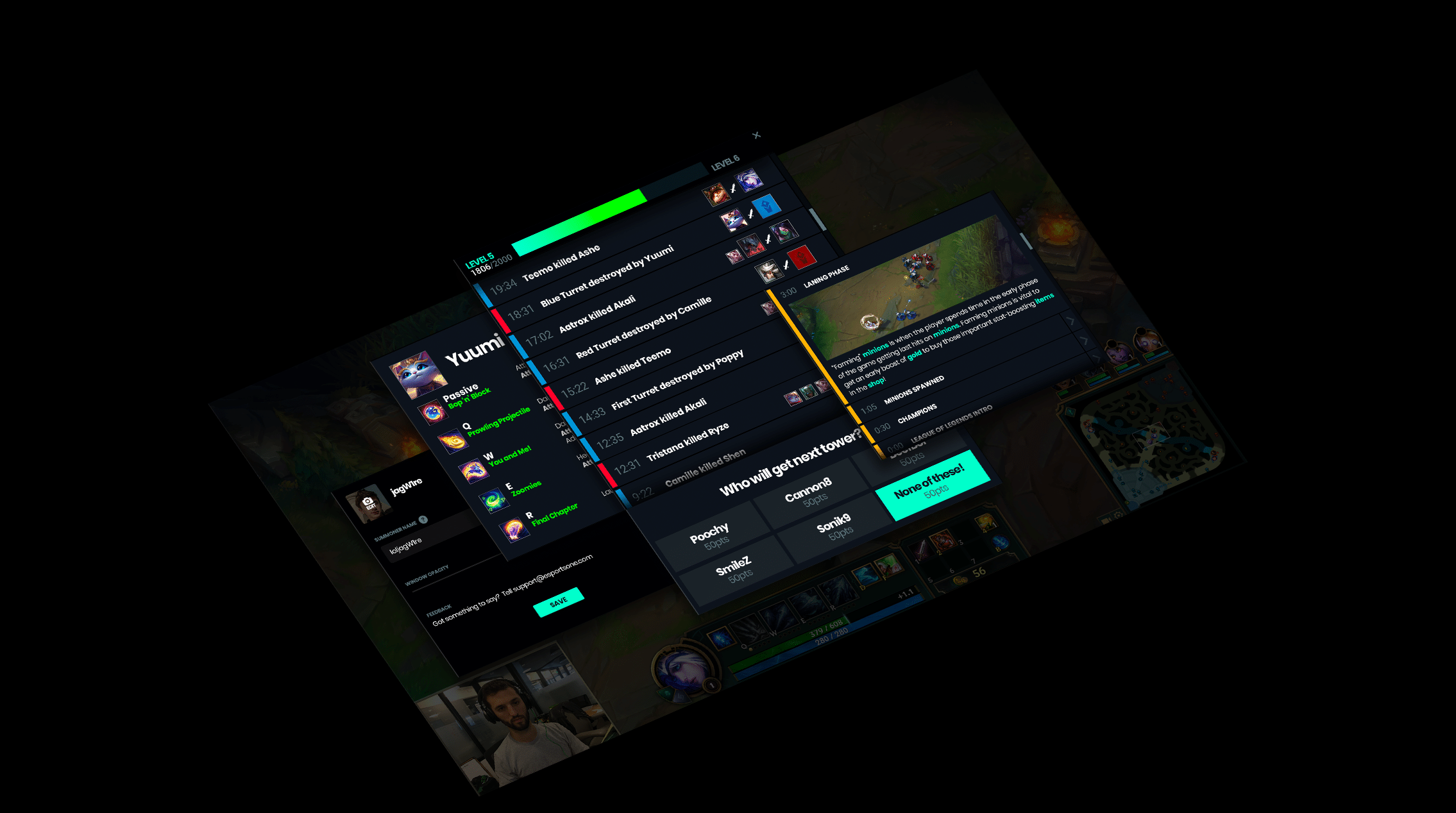 Introducing OneView, an Extension for Twitch