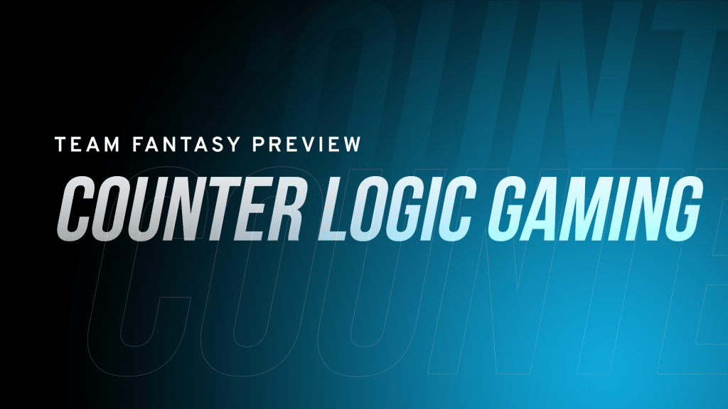 Counter Logic Gaming cover image