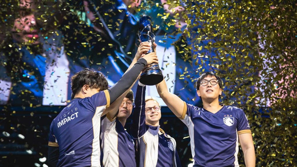 Team Liquid LCS Champions