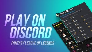 Play fantasy league of legends in Discord with OneBot