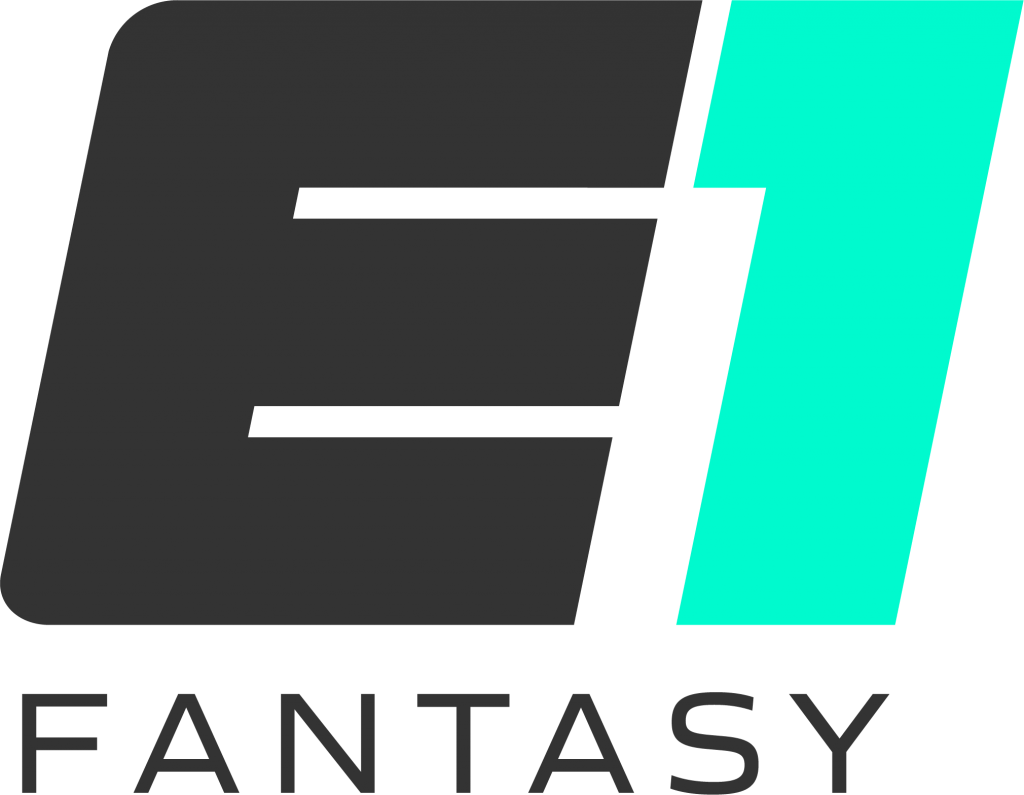 E1 Fantasy Logo - Best fantasy league of legends