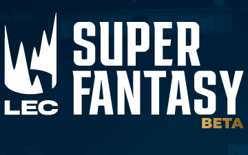 Super LEC - Best fantasy league of legends