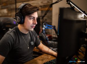Shroud is one of the best esports streamers