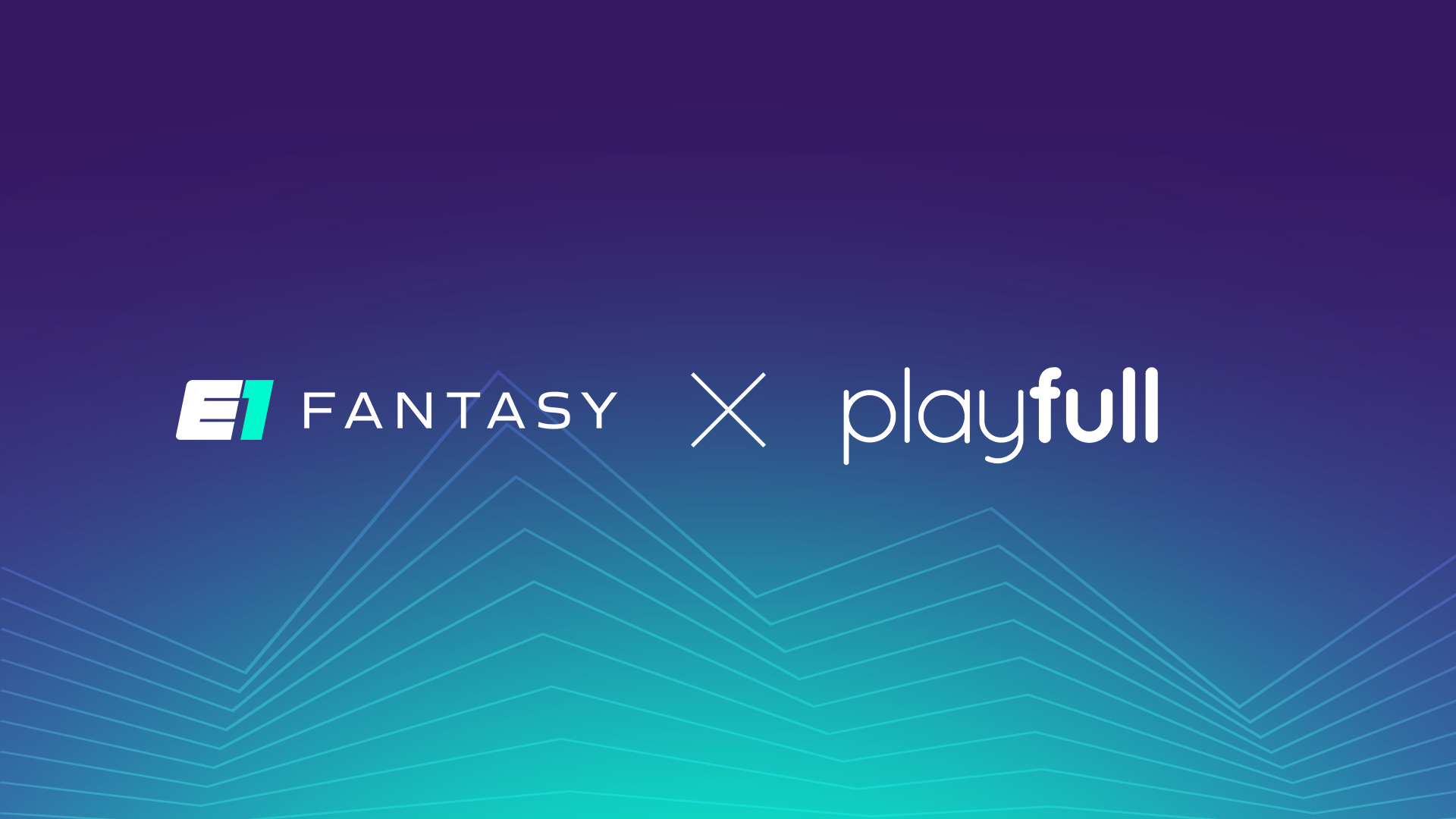 Playfull and E1 Fantasy partnership