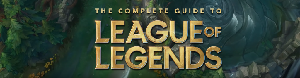 Guide to league of legends