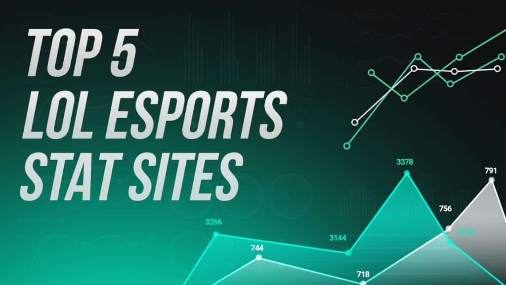 top 5 esports stat sites cover image
