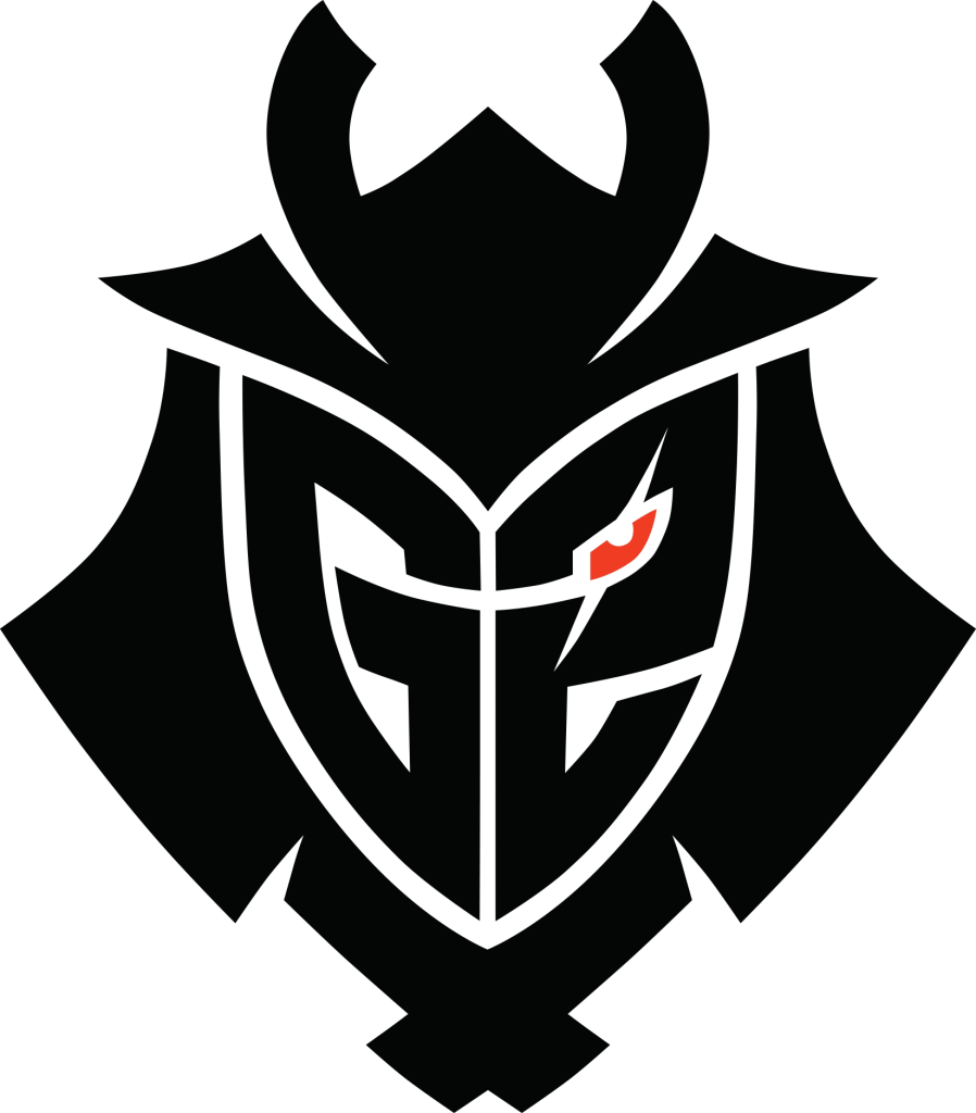 g2 esports old black logo 2019