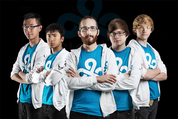 cloud9 lol roster 2013 best lcs team ever list