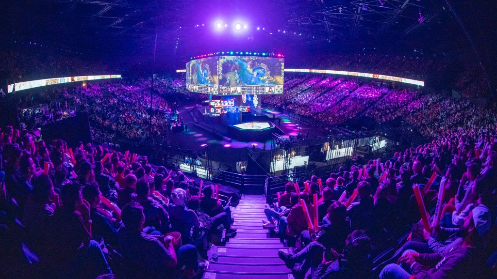 Esports One Worlds 2019 (Esports Billion Dollar Industry)