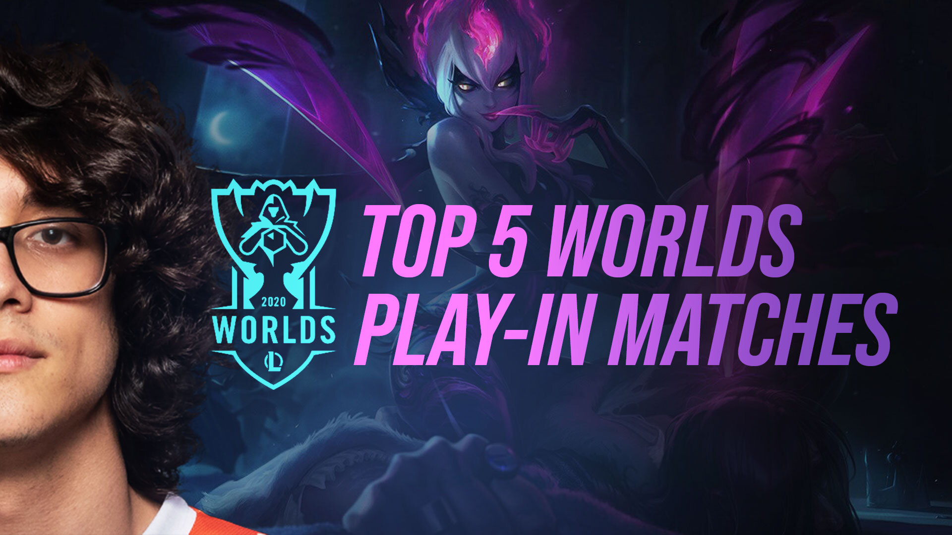 Worlds 2020 Best Play-Ins Matches