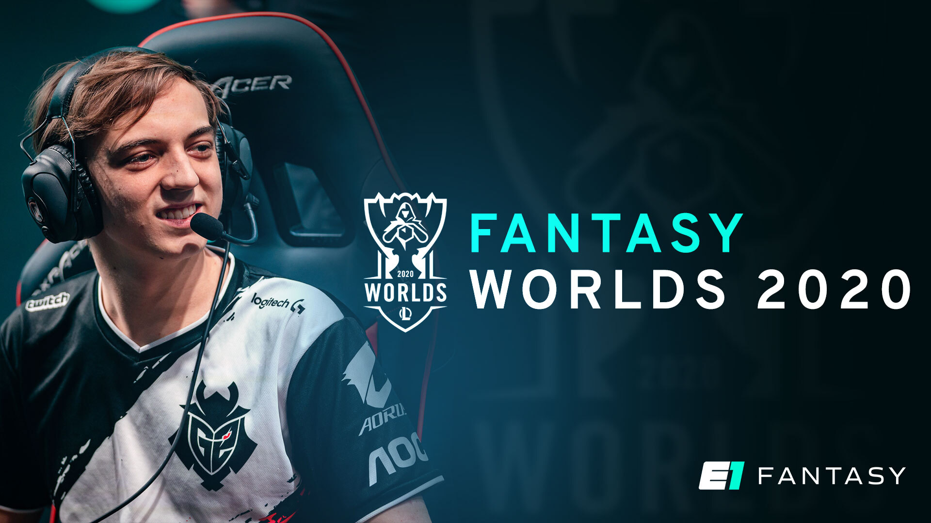 Fantasy League of Legends Worlds 2020 Cover