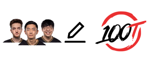 GG to 100T