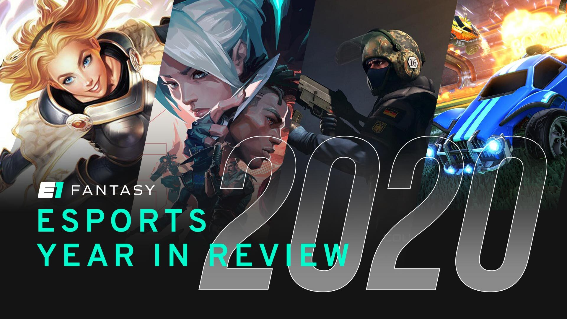Esports Year In Review 2020