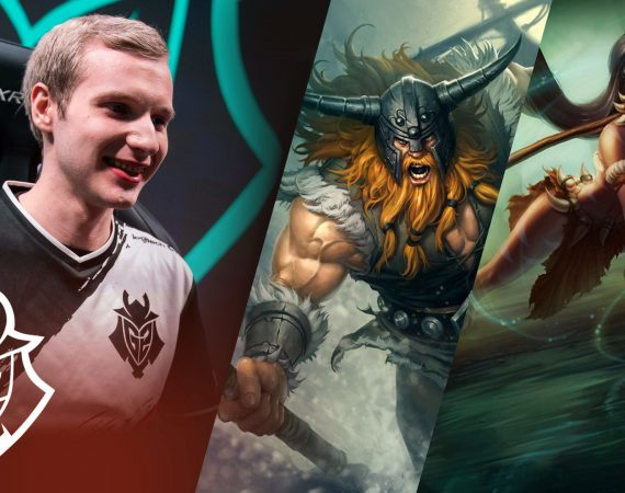 Fantasy LEC Spring Week 7 Captains