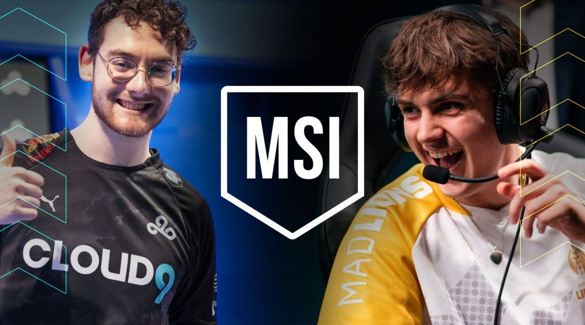 MSI Rumble Stage Lineup Guide