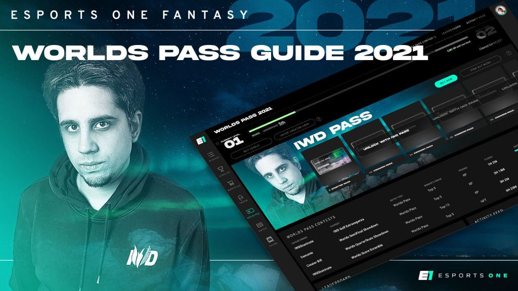 Esports One Fantasy Worlds Pass Guide 2021